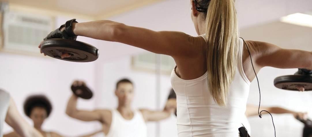Group Fitness Classes Return